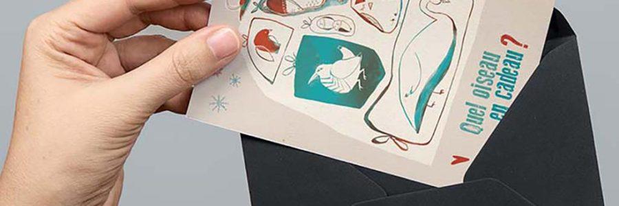 Carte de voeux, faire-part et invitations
