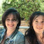 Sylviane Murat et Laura Giraud